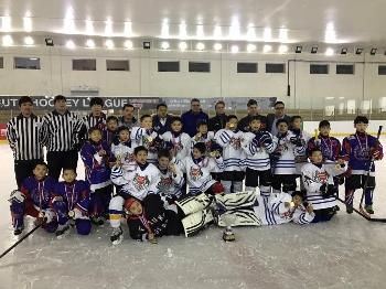 2016-17 Youth Hockey League (Asia Region)