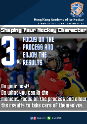Shaping Your Hockey Character 3
