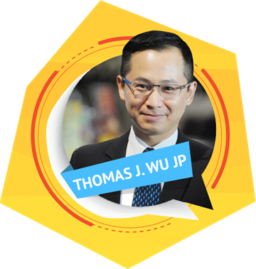 Chairman, Thomas J. Wu