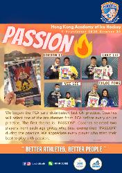 PCA Theme: PASSION!