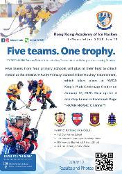 Five teams. One trophy.