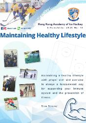 Maintaining Healthy Lifestyle