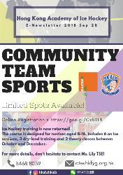 Community Team Sports