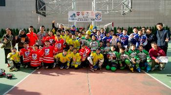 2017/18 HKAIH Inline Hockey Fun Tournament