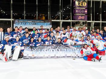 HKAHC Invitational Amateur Ice Hockey Tournament 2018 has come to an end!