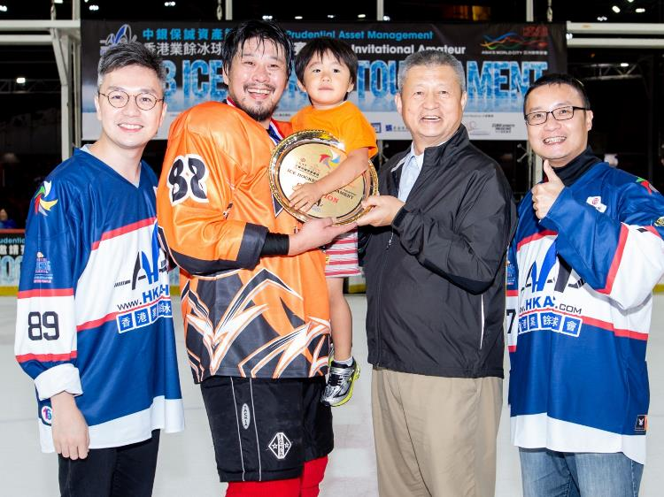 2018 HKAHC Tournament 4
