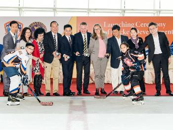 Hockey Beyond Hong Kong; Experience Sweden