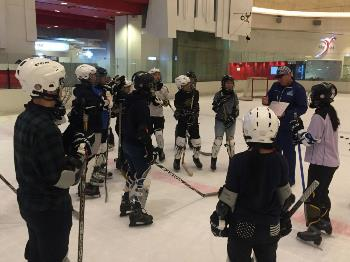 2018 Youth Leader of Ice Hockey [Level 1] Certificate Course