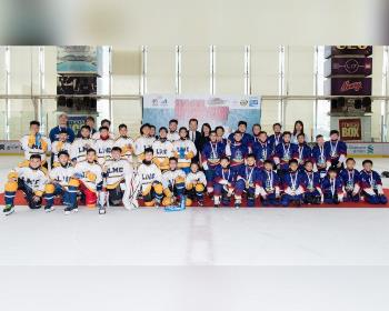 2018-19 Hong Kong School Ice Hockey League Finals (Primary Division)