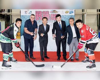 2018-19年香港校際冰球聯賽(中學組)
