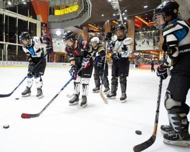 Ice Hockey Junior Reporters 3