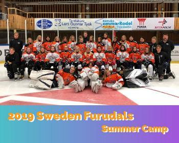瑞典富路達斯冰球夏令營